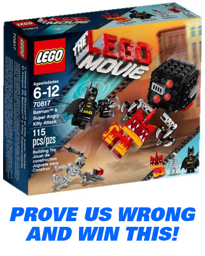 Epic Bricks - FAKE LEGO Batman Minifigures Identified! LEGO Fans Beware!